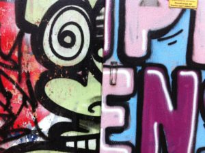 Grafftis und Diabetes